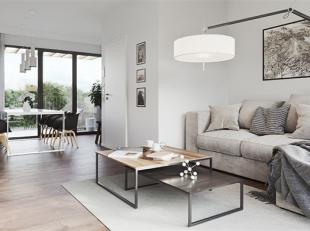 Anderlecht  LA LAITERIE: Geweldig appartement van 105 m² met 3 sl.k. en een terras van 43 m², omgeven door een mooi aangelegd park te midden