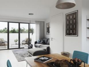 Anderlecht  LA LAITERIE: Prachtig appartement met 3 slaapkamers -penthouse in een mooi aangelegd park te midden van de stad! Prachtig terras van 33 m&