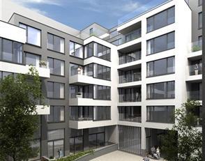 Saint-Gilles  Quartier Goulet Louise, le projet KING CHARLES situé à deux pas des enseignes de lavenue Louise, des restaurants branch&ea