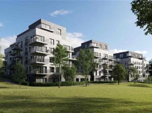 ANDERLECHT: !!! Lancering nieuw project !!! (wijk Edmond Machtens) In een privépark dat uitkijkt op een natuurgebied ligt het project LA LAITER