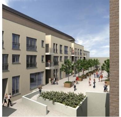 Duplex te koop in Brussel, € 414.000