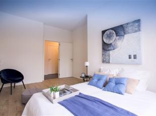 Brussel: MERCATOR GARDEN: De beste prijs-kwaliteitsverhouding in Brussel-Stad voor dit ruime appartement van 89 m² met 2 sl.k. In een levendige e