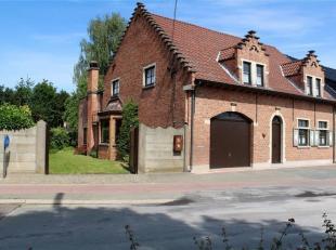 Maison à vendre                     à 1840 Londerzeel
