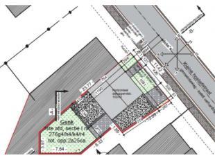 Deze HOB is gelegen in de Kleine Hostartstraat, een zijstraat van de Nieuwe Kuilenweg, op een boogscheut van Genk centrum.<br /> Bouwvoorschriften:<br