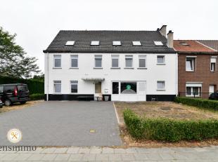 Mits eenvoudige ingrepen kan deze building met twee huisnummers, omgebouwd worden tot een opbrengsteigendom, een commercieel gebouw geschikt voor kant
