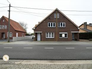 Deze instapklare woning met 3 slaapkamers is gelegen op een perceel van 4a 75ca in het hartje van Opgrimbie. De woning is doorheen de jaren onder hand