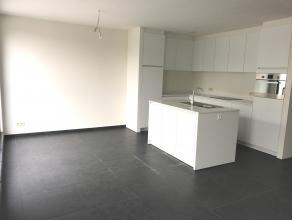 Zeer degelijk, met kwaliteitsvolle materialen en energievriendelijke technieken, afgewerkt appartement op de 1e verdieping (geen lift) in een goed gel