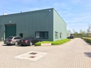 Deze recente en goed uitgeruste KMO-unit bevindt zich op het industriegebied 'Beerse Zuid', makkelijk bereikbaar via de Lilsedijk.<br /> <br /> De uni