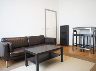 Furnished, modern, spacious, comfortable and bright  apartment in a newly renovated building with a separate bedroom. Rent 650 euro/ month on yearly b