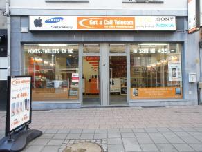 Interessante POP-UP ruimte (handelspand) van ca 100m² op TOP ligging te Jezusstraat, Antwerpen. Eventueel nadien verlengbaar via handelscontract.