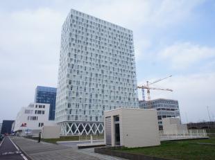Recente studio bouwjaar 2012 gelegen aan Park Spoor Noord. Zeer interessante locatie, met goede bereikbaarheid naar de Singel. Deze studio is ingedeel