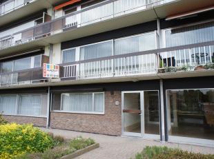 Zeer ruim appartement met twee slaapkamers en terras, gelegen in een rustige buurt te Merksem. Indeling: ruime inkomhal met apart toilet, leefruimte m