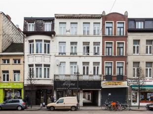 Appartement gelegen te centrum van Antwerpen. Zeer interessante locatie, met goede bereikbaarheid. Dit appartement is ingedeeld in één a