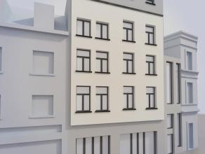Renovatieproject in het centrum van Antwerpen, gelegen in de Jezusstraat-Lange Nieuwstaat naast de grootste winkelstraat van Antwerpen-Meir, ABSOLUTE