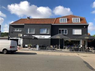 OVERNAME handelsfonds MAISON BLANCHE gelegen op een HOEK in Sint-Kruis. Het restaurant is in perfecte staat en staat klaar voor een NIEUWE uitdaging!<