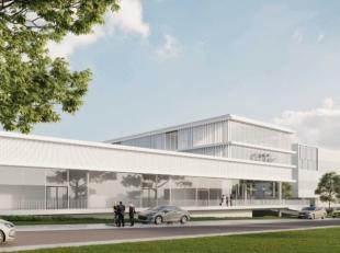 Nouveau développement dans la zone industrielle de Gosset. Un immeuble de bureaux/industriel situé séparément sera r&eacut
