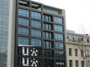Compleet gerenoveerd en modern gebouw, gelegen in de Leopoldswijk, centrum Brussel. Dit gebouw ligt naast de Brusselse kleine ring, waardoor het zeer