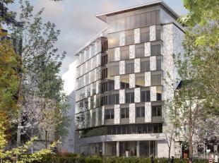 Treesquare profiteert van een unieke locatie in het centrum van de Leopoldwijk. Het gebouw is volledig nieuw en aan voldoet de hoogste kwaliteitsnorme