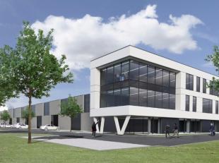 Différentes possibilités d'entrepôt à vendre à Malines Nord. Entrepôts et bureaux disponibles. Situé &a