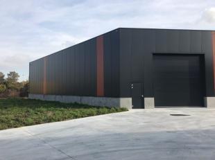 Nieuwbouw KMO-project te Nieuwkerken - Sint Niklaas te koop. Laatste unit! Goede ligging nabij de E17. Beschikbare oppervlakte: 277m². Elke unit