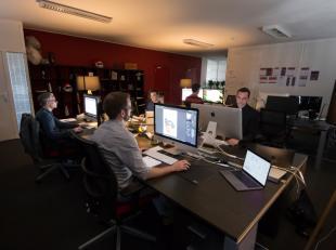 Privé en uitgeruste kantoorruimte in een gedeeld kantoor. De prijs is inclusief toeslagen en alle toeslagen. We bieden een privékantoorr