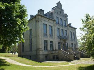 Château rénovée magnifique le long de la Woluwelaan. Bureaux possible ainsi que des activités sans déranger les vois