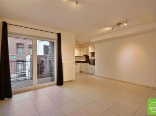 A proximité du centre-ville, dans une toute nouvelle résidence, appartement basse énergie deux chambres de 80 m² avec terras