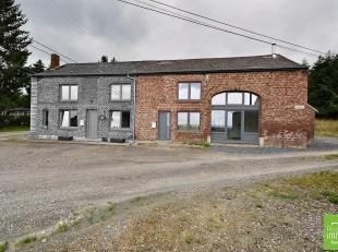 Waillet (Somme-Leuze), située dans un endroit paisible, à proximité de Marche et de la N4, maison 3 chambres rénové