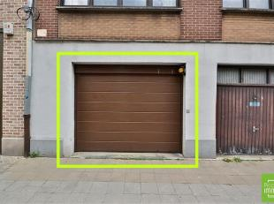 Liège, quartier Saint-Léonard, nous mettons en location des parkings intérieurs couverts et sécurisés ainsi que des