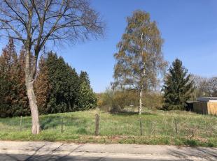 OPTIE! In Diepenbeek op de Lutselusstraat 29 ligt dit mooie perceel bouwgrond van 10a 70ca. Slechts op enkele minuten van de E313. <br /> Het marktple