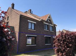 Op de Pachthoevestraat 34  te Diepenbeek ligt dit grote, gelijkvloerse appartement met carport en privé tuin!<br /> Het centrum van Diepenbeek