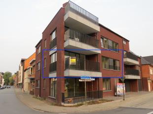 <br /> Mooi energieke zuinig en lichtrijk appartement te huur met 2 slaapkamers, ruime living met terras, aparte privé garage,...<br /> Gelegen