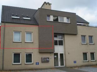 Recent appartement met veel lichtinval op wandelafstand van het centrum van Houthalen. Het appartement bevindt zich op de eerste verdieping bestaande