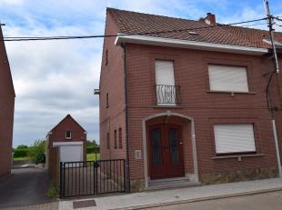 Hoogweg 5 à Londerzeel (Malderen), à proximité de la gare: Maison unifamiliale 3-façades offrant 130m² + grenier am&e