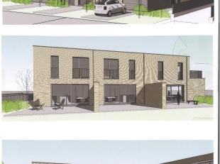 Brusselsesteenweg 376B à Asse (Kobbegem): Nouvelle construction d'une maison unifamiliale offrant 150m² avec terrasse, jardin et parking.