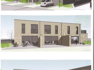 Brusselsesteenweg 376C à Asse (Kobbegem): Nouvelle construction de maisons 3-façades offrant entre 155 et 175m² habitables, une ou