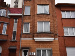 ! OPTION (sous compromis) ! Rue des béguines 113, quartier Mettewie: Appartement deux chambres de 70m² avec une cave et une grande terrass