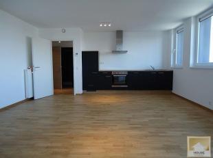 Entre Mons et Hyon, superbe appartement 2 chambres, situé au calme à proximité de toutes les commodités. Composition : hal