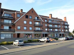 Ruim appartement (93 m²) met 2 slaapkamers.Dit appartement is gelegen op de 3de verdieping (lift aanwezig) van residentie De Molen, nabij de Sint