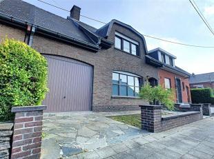 Maison d'habitation à la large façade située dans un secteur calme de Rekkem.<br /> Celle-ci dispose en son rez-de-chaussé