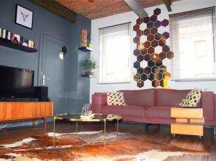 Superbe appartement entièrement remis à neuf en style industriel. Beau produit à voir absolument... <br /> Il se compose d'un s&e