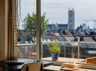 Vintage-appartement! Betaalbaar wonen in het bruisende centrum van de stad met een panoramisch zicht.<br /> Nabij de oude stadskern tussen het Oudburg