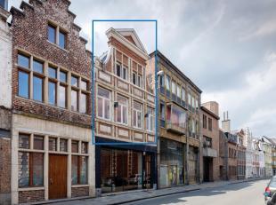 """Gent centrum. Volledig gerenoveerd appartement met nieuwe """"B&B"""": drie units met uitstekend rendement! Totaal 276 m2 + kelder!Bij deze totalerenova"""