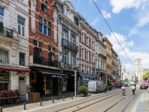 Handelspand met woonst (geen afzonderlijke ingang) Centrum Gent, nabij vele gekende zaken waaronder Joost Arijs, Sprezzatura, Vrijmoed en op termijn h