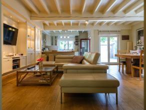 Deze HOB op 343 m2 grond met maar liefst 208 m2 bewoonbare oppervlakte is uiterst geschikt voor een kroostrijk gezin omwille van de kindvriendelijke o
