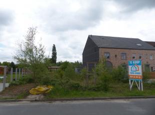 Terrain à vendre                     à 9400 Appelterre-Eichem