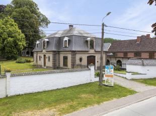 Voor een bezoek of meer informatie bel 054/69.39.35 - UNIEKE WONING! Op een strategische ligging in Goeferdinge (Geraardsbergen) bevindt zich deze rui
