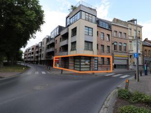 Voor een bezoek of meer info bel 054/69.39.34 - Aan het stadspark van Ninove bevindt zich dit instapklaar, gelijkvloers appartement (97 m²). Wink