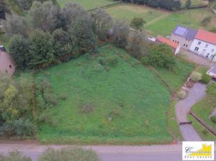 Situé dans les campagnes entre Cortil-Noirmont et Sombreffe, très beau terrain de 23 ares avec une largeur de façade de 33 m&egra