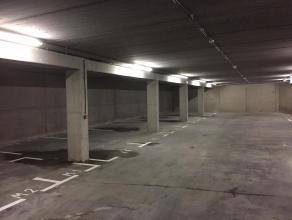 Ideale kans om te investeren. We kunnen u 10 staanplaatsen in een nieuwbouwcomplex aanbieden, €31.000/stuk. De maximale hoogte is 2m30, lengte ca 5m,